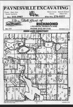 Map Image 063, Stearns County 1989
